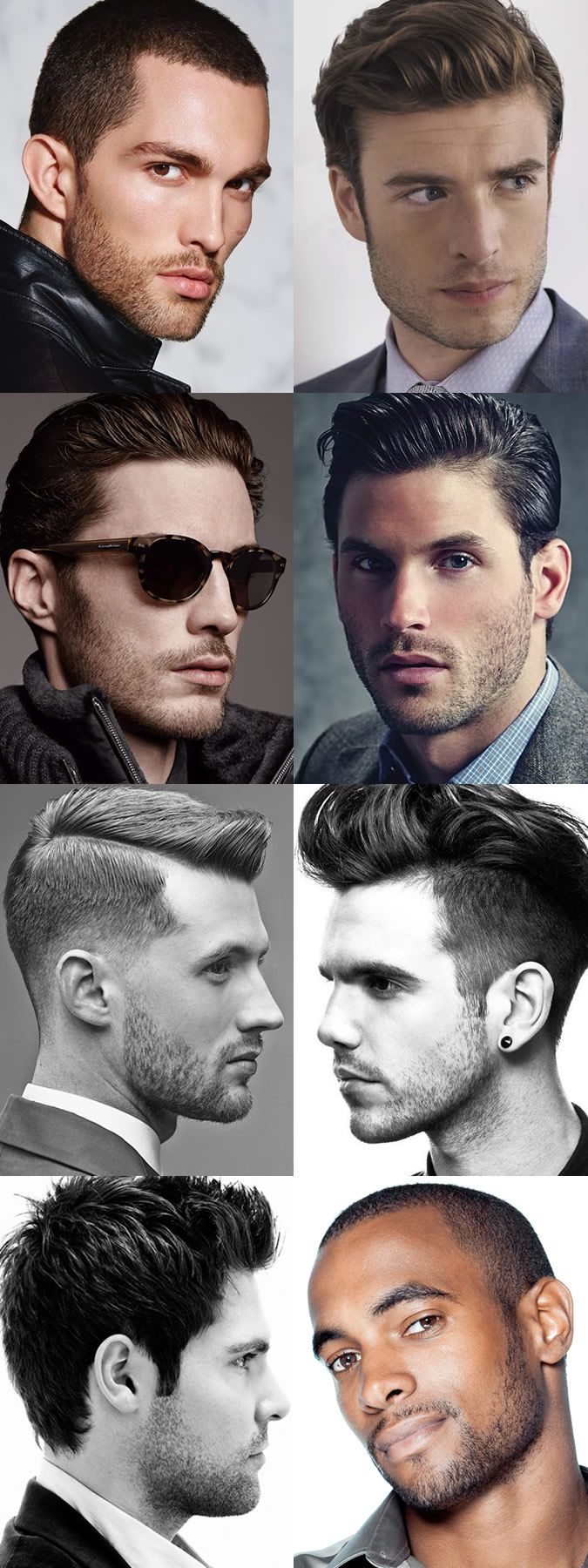 Swell 1000 Images About Men39S Hair 39N39 Beard Styles On Pinterest Short Hairstyles Gunalazisus