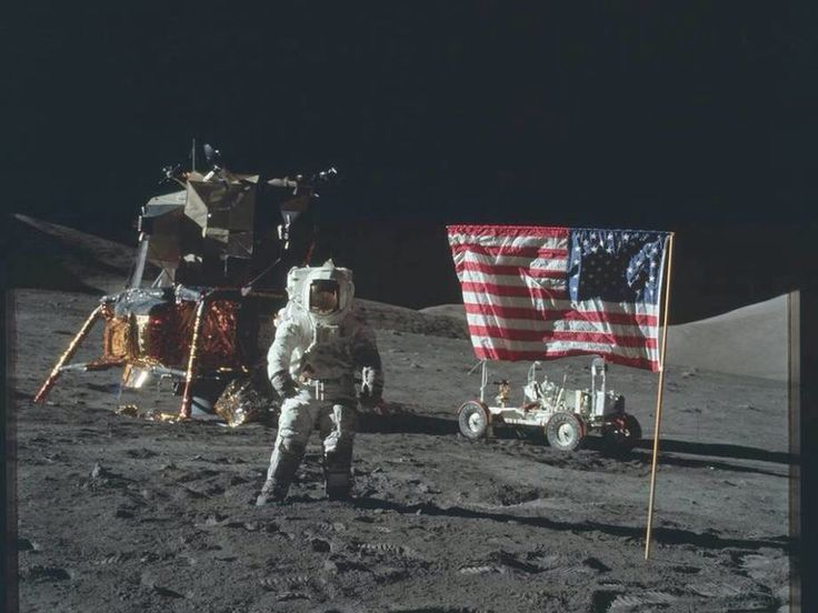 moon landing findings - photo #14