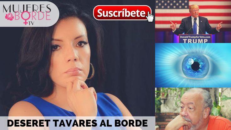 ¡Controversial! Entrevista Con Deseret Tavares Clarividente Que Predijo La Muerte De Cholo Brenesy La Victoria De Donald Trump En Mujeres…