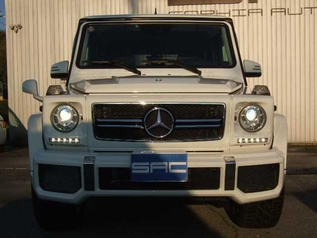 2006 Mercedes-Benz G-Class (W463)