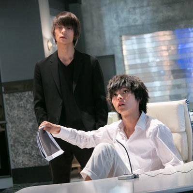 Kento Yamazaki and Masataka Kubota