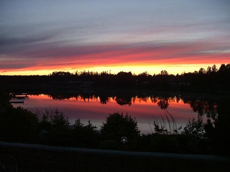 Scenic Twin Lakes