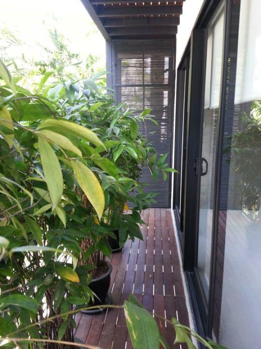 renovated terrace house malaysia small balcony design