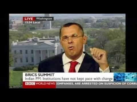 BBC News Alexander Mirtchev BRICS Attempting to Redraw the Geo-Economic Map  https://www.youtube.com/watch?v=Iek72ylFEQ4