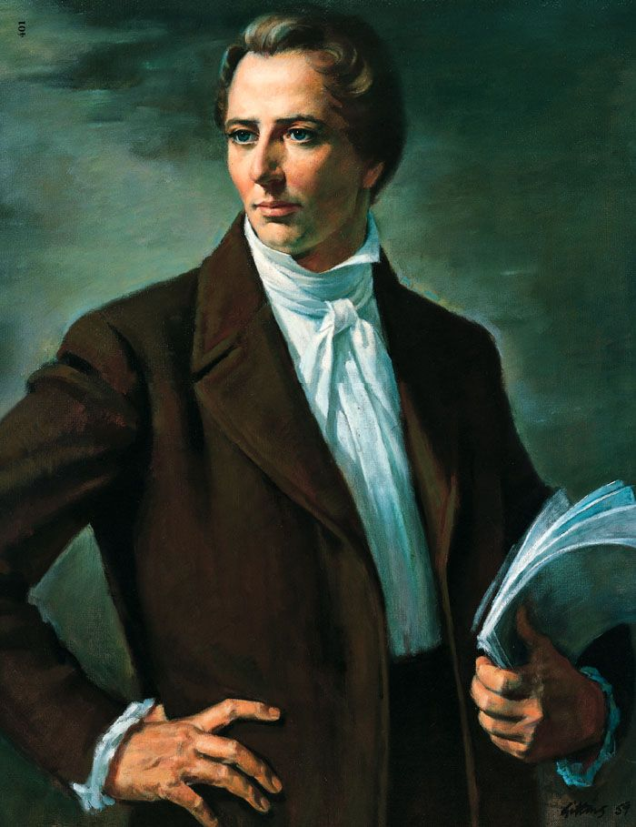 A Year of FHE: 2011 - Week 06: Joseph Smith, 1st Latter Day Prophet