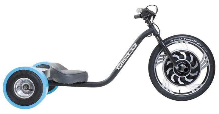Verrado Electric Drift Trike | Local Motors Shop