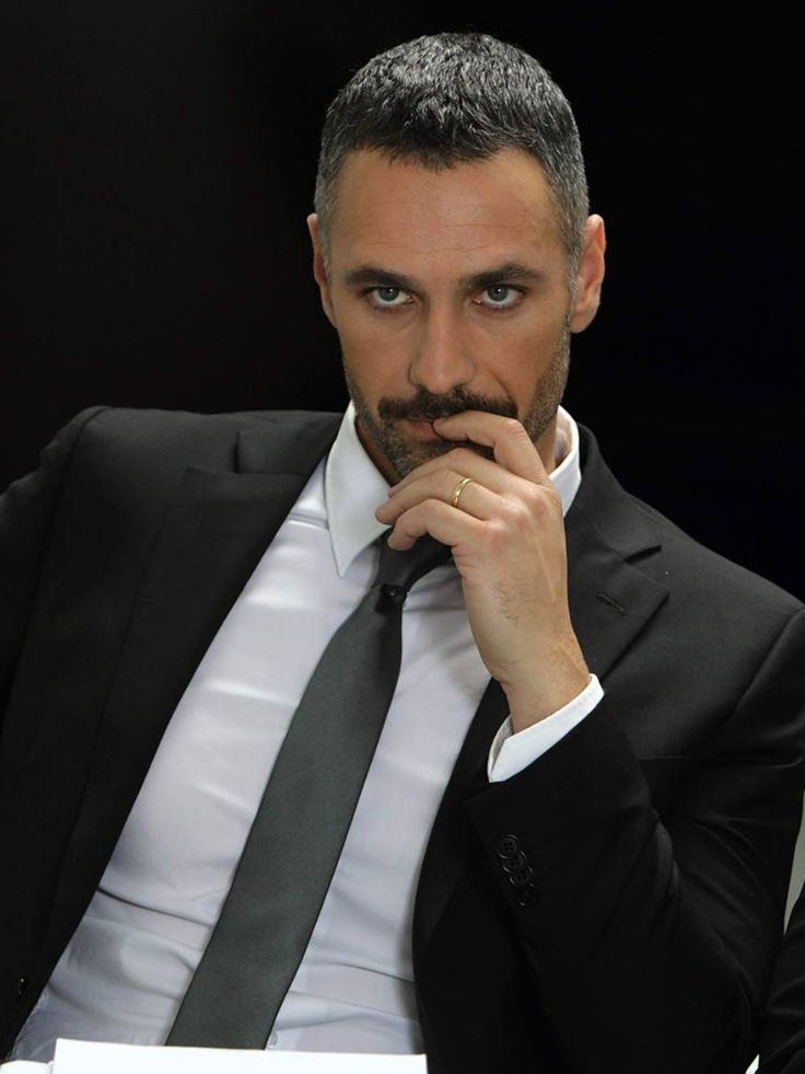 Raoul Bova as Ignazio Ferrari. Even though we never see him, we read a lot about him. For the sake of flashbacks, he would be perfect as the biological father to Marcus.