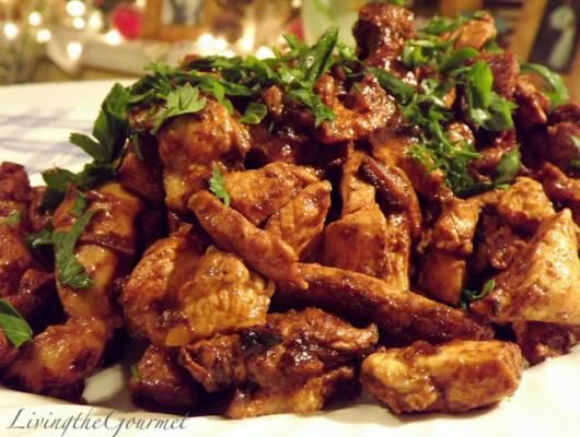 Sautéed BBQ Chicken Breast!!! | This is easy and sure to delight with the taste of summer. #bbq #chicken #easy