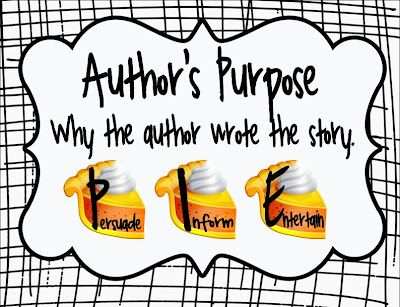 this particular pin is for a great activity with author's purpose but I love this entire blog.  it features tons of activities, strategies, etc. to go along with picture booksTeachers Editing, Author Purpose, Authors Purpose, Languages Art, Book Teachers, Picture Books, Graphics Organic, Classroom Ideas, Pictures Book