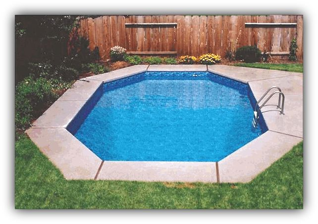 Do it yourself pools inground pools kits for the home pinterest pools pool kits and do for Diy fiberglass swimming pool kits