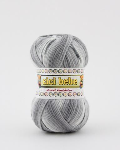 Cicibebe 595-12 - Blackberry Sprinkles