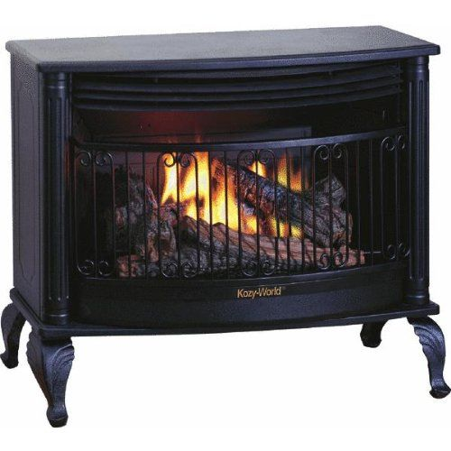 Bainbridge Ii Dual Fuel Freestanding Vent Free Stove Model