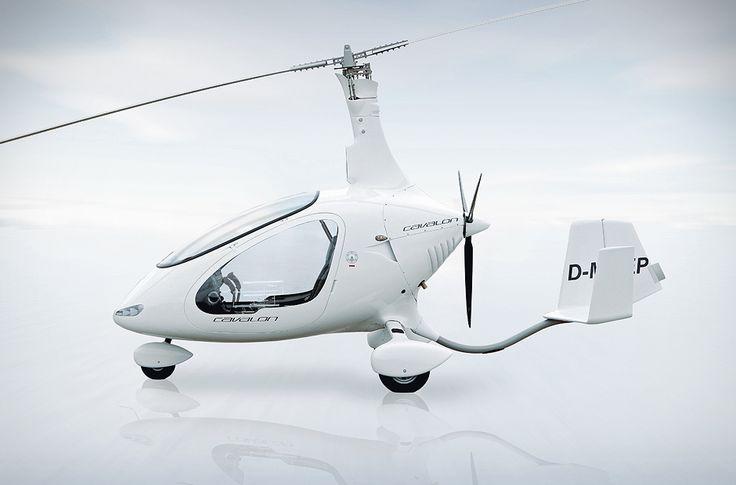 AutoGyro Cavalon Small aircraft, Drone design, Aircraft