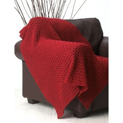 Red Lion Yarn Free Crochet Patterns : Crochet level = Easy. Free pattern from Lion Brand. Red ...