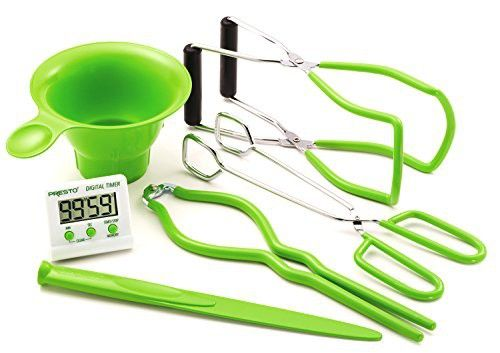 Presto 09995 7 Function Canning Kit