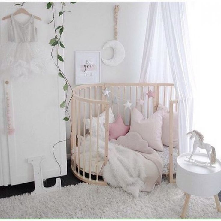 A Lovely Girl Nursery By Mommo Design