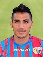 Italian League Serie B -2014-2015 / <br />  ( Calcio Catania ) -<br />  Luciano Fabian Monzon