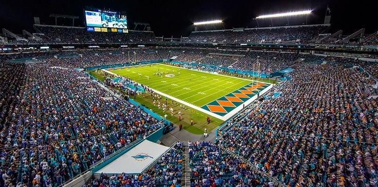 2017 Miami Dolphins Football Schedule