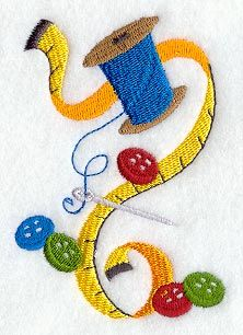 Machine Embroidery Designs at Embroidery Library! - Color Change - X5688