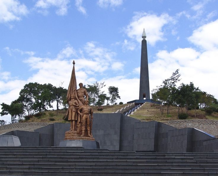 National Heroes Acre is a burial ground and national monument in Harare, #Zimbabwe.  #mountziontours