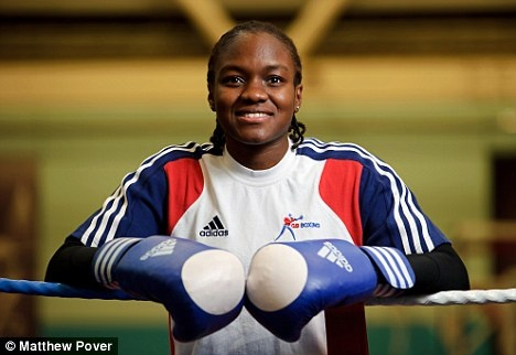 Nicola Adams (Olympics 2012 - Team GB Boxing)