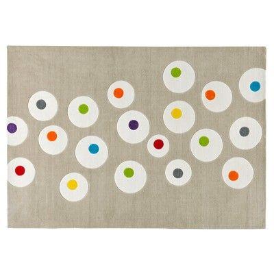 Tapis pierrot 120 x 170 cm tapis enfant colors 69 90 id es d co b b baby deco - Tapis ethnique colore ...