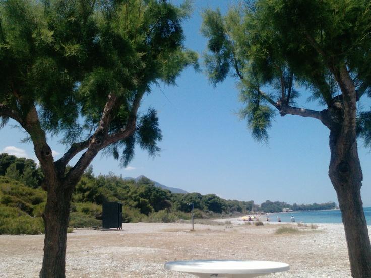 xylokastro beach