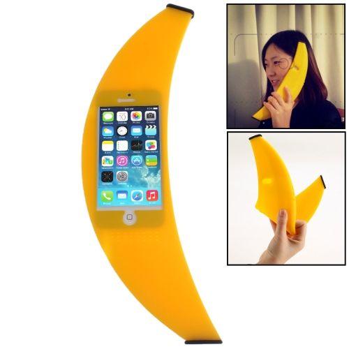 Iphone 5 Met Silicone Hoesje