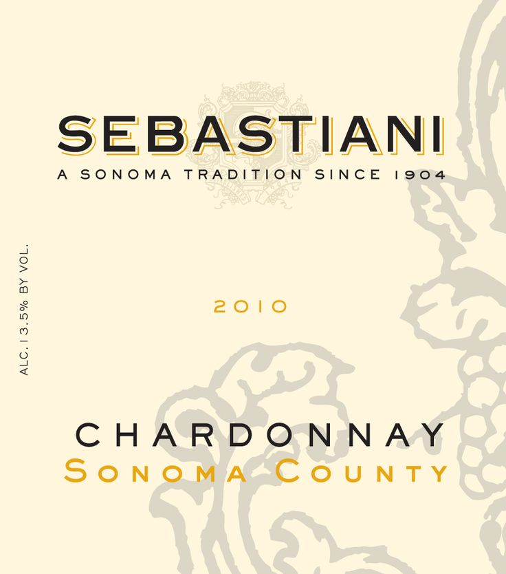 If you like a nicely balanced chardonnay wine, be sure to give this a try. This Sebastiani Chardonnay from Sebastiani Winery is worth seeking out.