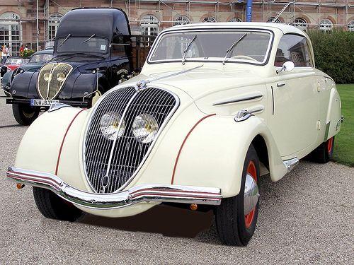 Peugeot 403 Eclipse • 1938