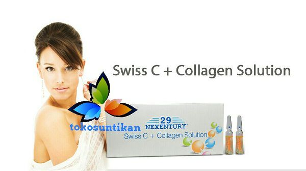 Toko Suntikan.com: suntik vitamin c Swiss C + Collagen Solution dari ...