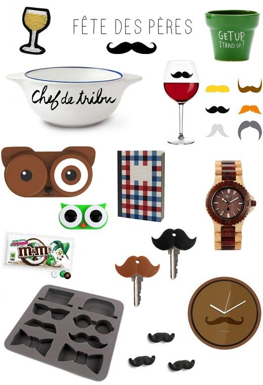 cadeaux fête des pères My Minimall blog | E-concept store créateurs Minimall.fr