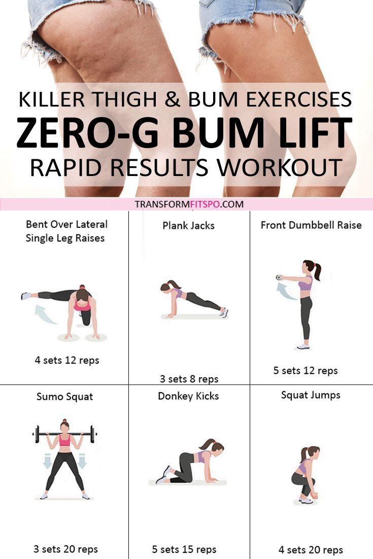🍑 Wünschen Sie einen Null-G Gammler? Dieses intensive Bein- und Beutetraining wird Ihnen einen verrückten …   – Fitness workouts