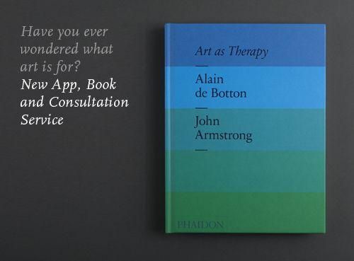 Nieuw boek van Alain de Botton met eigenzinnige visie op hoe kijken naar en presenteren van kunst