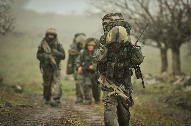 Israeli Defense Forces or IDF