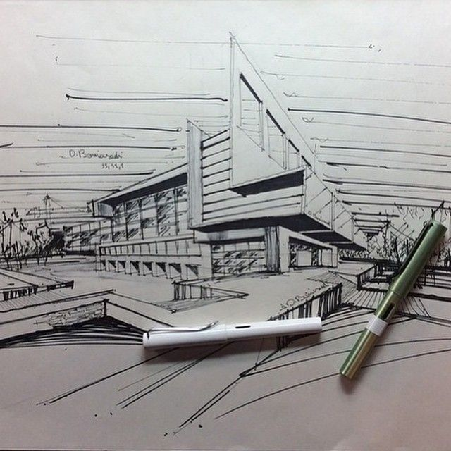 Architecture Design Drawing Techniques 1398 best arch & design sketch images on pinterest | architecture