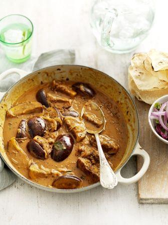 http://www.jamieoliver.com/recipes/vegetables-recipes/spiced-aubergine-amp-coconut-curry/