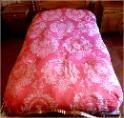 El colchón de lana.