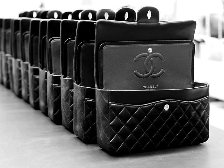 chanel 2.55 bags.