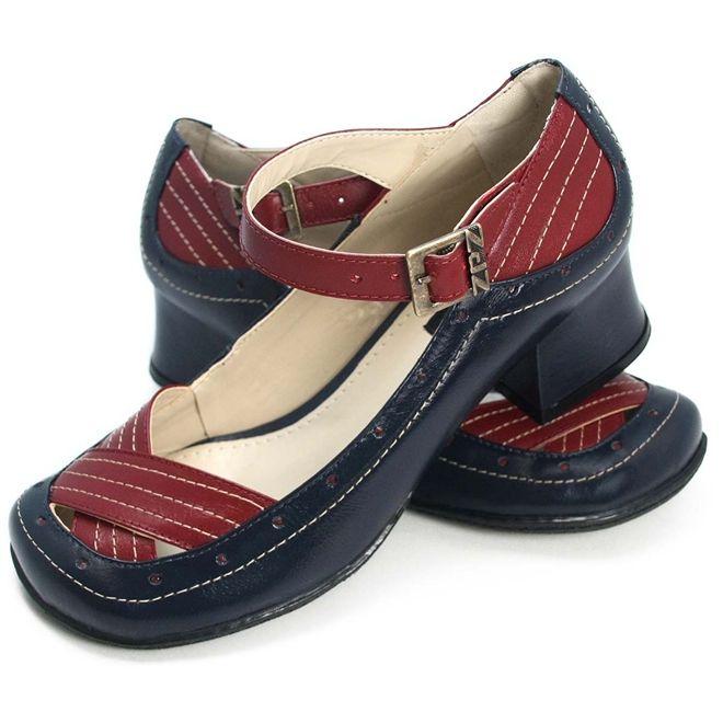 Sapato Glow - ZPZ SHOES                                                                                                                                                                                 Mais