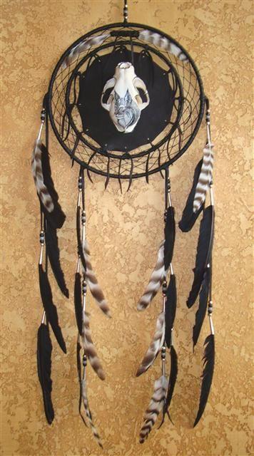 Animal Skull Dreamcatcher