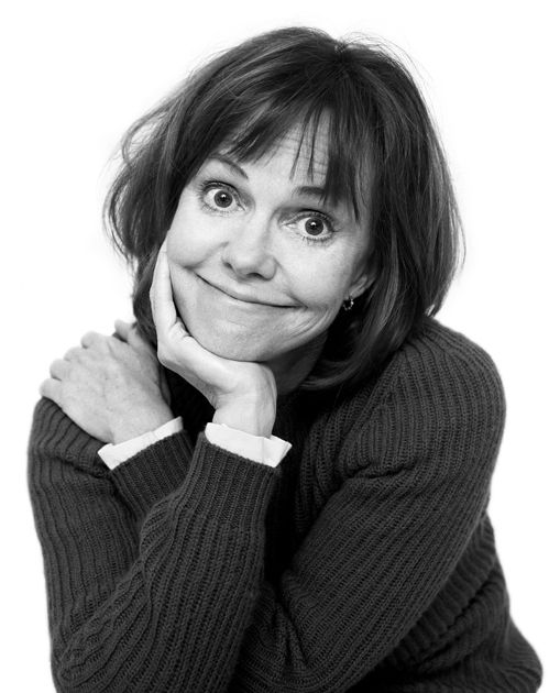 Sally Field | Back Library | Andy Gotts MBE