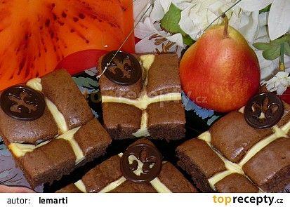 Polštářkový koláč recept - TopRecepty.cz