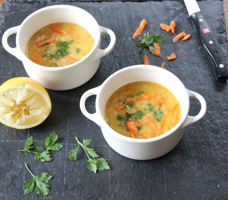 Soup-e-Djo – Persische Graupensuppe <3 Labsalliebe