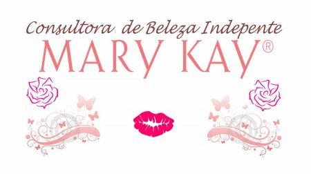 Ref.: MBHIMK30 - Panfleto, Banner, Adesivo e Cartão de visita Mary Kay - modelo  - Gráfica BH na Web