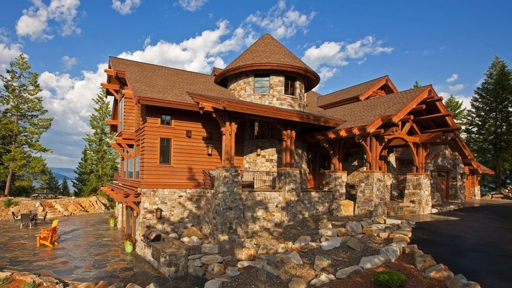 Exterior: 1000+ Ideas About Rustic Home Exteriors On Pinterest
