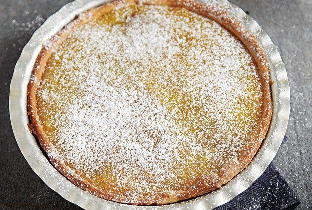 Τάρτα με κρέμα λεμονιού-featured_image