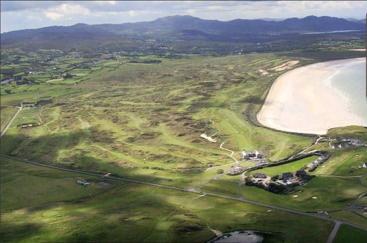 Rosapenna Links Golf, Donegal Ireland.  Soon 81 hole links paradice.  http://www.rosapenna.ie/golf.html#.UN2qr2_X-ik