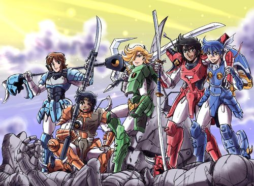 17 best images about ronin warriors on pinterest dark - Ronin warriors warlords ...