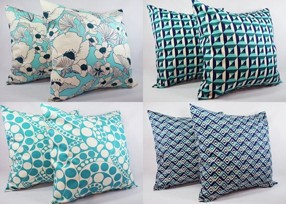 Navy And Teal Throw Pillows: Best 25+ Teal Pillow Covers Ideas On Pinterest